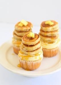 pan cake cupcake-3