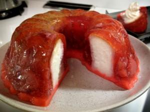 jello cake