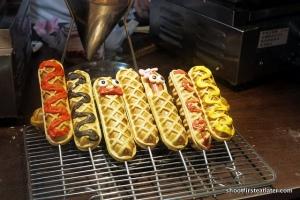 waffle dog